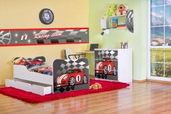 Nábytok do detskej izby pre chlapca Auto
