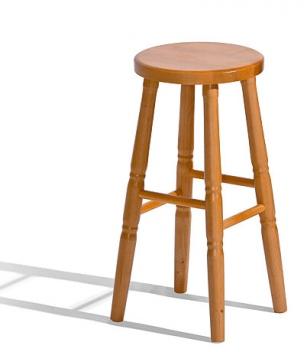 Stolička z masívu Gigi
