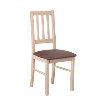 Čalúnená jedálenská stolička z masívu Rúžena