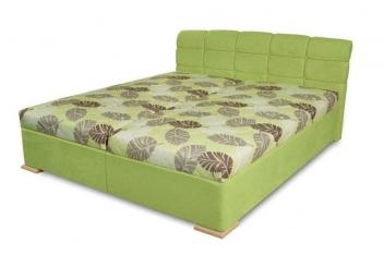 Posteľ  VIOLETTA variant zelený