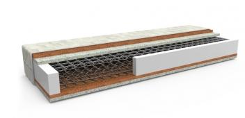 Pružinový matrac Komfort