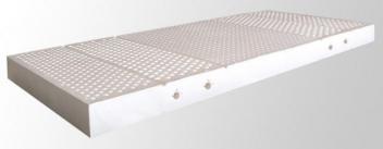 Latexový matrac Latex kaučuk - 5 zón