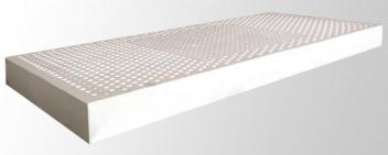 Latexový matrac Latex kaučuk - 3 zóny