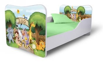 Jednolôžková detská posteľ Zoo