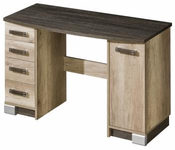 Moderný písací stôl so zásuvkami nielen do pracovne Raven 15