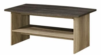 Moderný konferenčný stolík Raven 12 - dub sivý / arusha