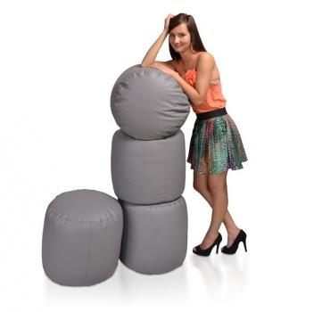 Veľká taburetka Sarina 47x50 cm