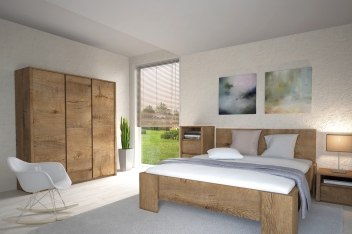 Nábytok do spálne Montes