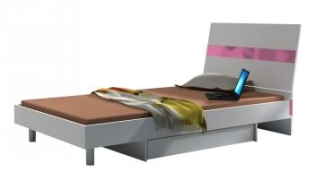 Detská posteľ s úložným priestorom Adele 1