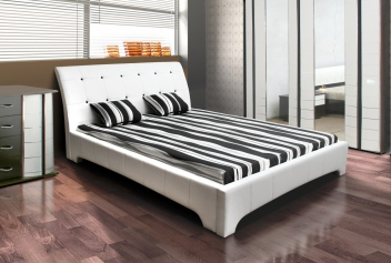 Luxusná manželská posteľ Jocelina 2