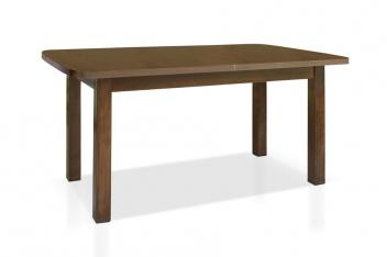 Rozkladací jedálenský stôl z masívu Munira