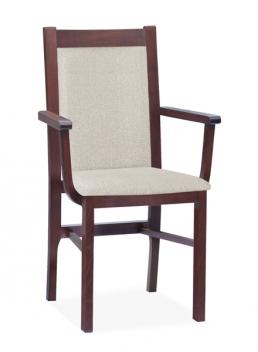 Jedálenská stolička s opierkami Majmara