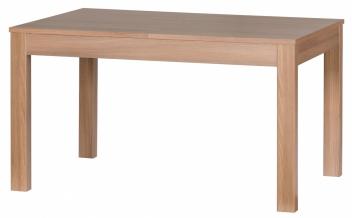 Klasický jedálenský rozkladací stôl Masimo