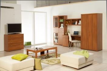 Obývacia izba s pracovným kútom Madelin