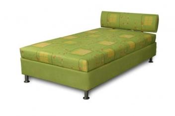 Čalúnená váľanda Tina - zelená