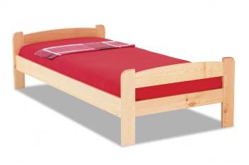 Jednolôžková posteľ z masívu Sonia
