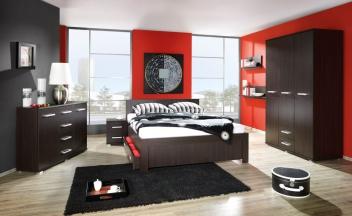 Spálňa - spálňová zostava Vanesa