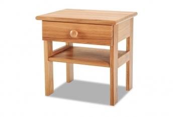 Nočný stolík do spálne Pascal 2