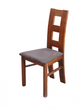 Jedálenská stolička z masívu Edel