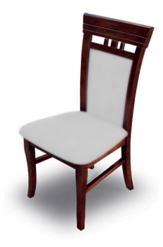 Moderná jedálenská stolička Elna