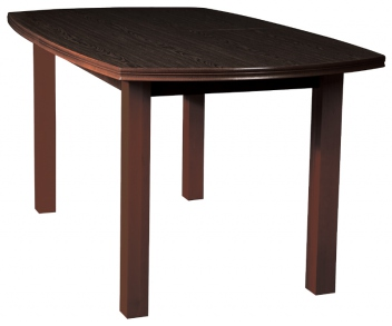 Masívny jedálenský stôl Rudys