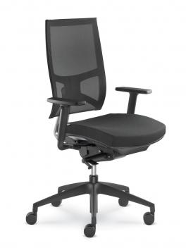 Kancelárska stredná stolička Darina 1