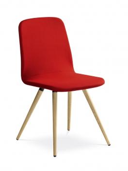 Konferenčná stohovateľná stolička Adriana 1