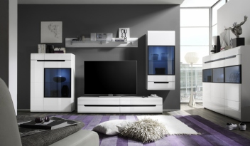 Elegantná obývacia stena Marien 2