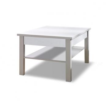 Malý konferenčný stolík Demetria s policou