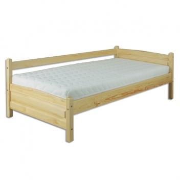 Jednolôžková posteľ Nuria so zábranou