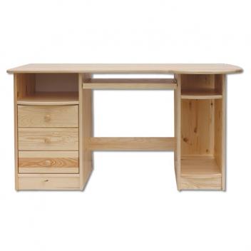 Drevený písací / počítačový stôl Vile
