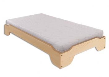 Stohovateľná drevená posteľ Darel