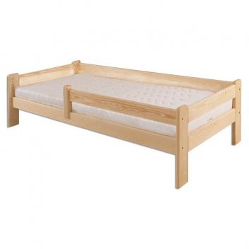 Moderná drevená posteľ Arias s latkovým roštom v cene