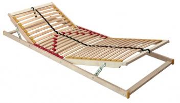 Polohovací drevený rošt Simple max plus
