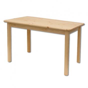 Elegantný drevený jedálenský stôl Sauli