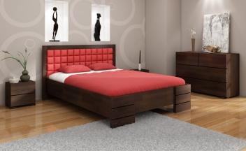 Elegantná drevená spálňa Erland 2