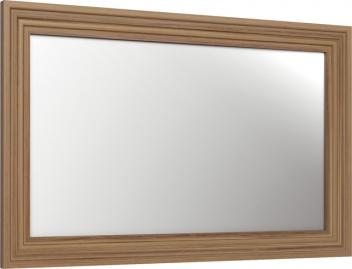 Závesné zrkadlo Meryl - dub divoký