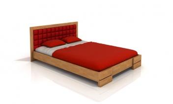 Luxusná posteľ Erland 1 s vysokým čelom