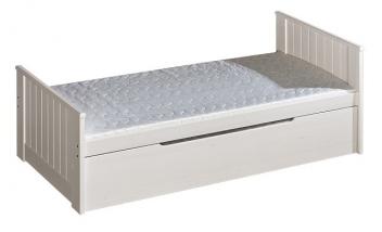 Detská posteľ Leola s prístelkou