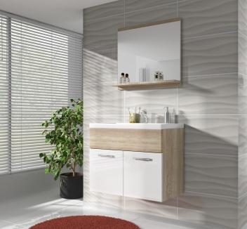 Malá kúpeľňa so zrkadlom Horace 6