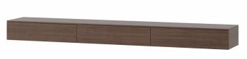 Závesná skrinka Lofera - višňa malaga