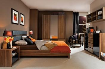 Luxusná spálňa Magnetus