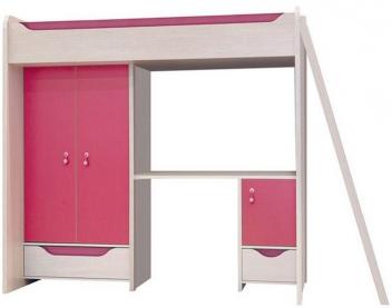 Poschodová posteľ pre deti Ridado 1