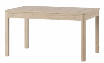 Rozkladací jedálenský stôl Emanuela