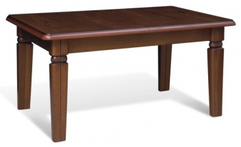 Rozkladací jedálenský stôl Komtesa 2 - orech taliansky