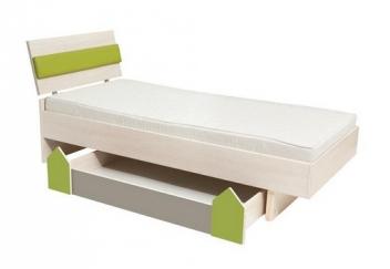 Detská jednolôžková posteľ Grino