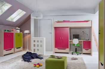 Detská izba Ridado 1