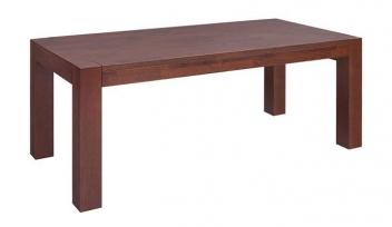 Rozkladací jedálenský stôl z masívu Asen 4