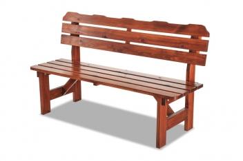 Záhradná lavica Alvis