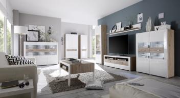 Moderná obývacia stena Satiga 1